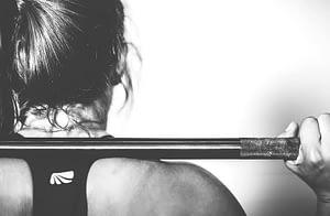 barbell lifting